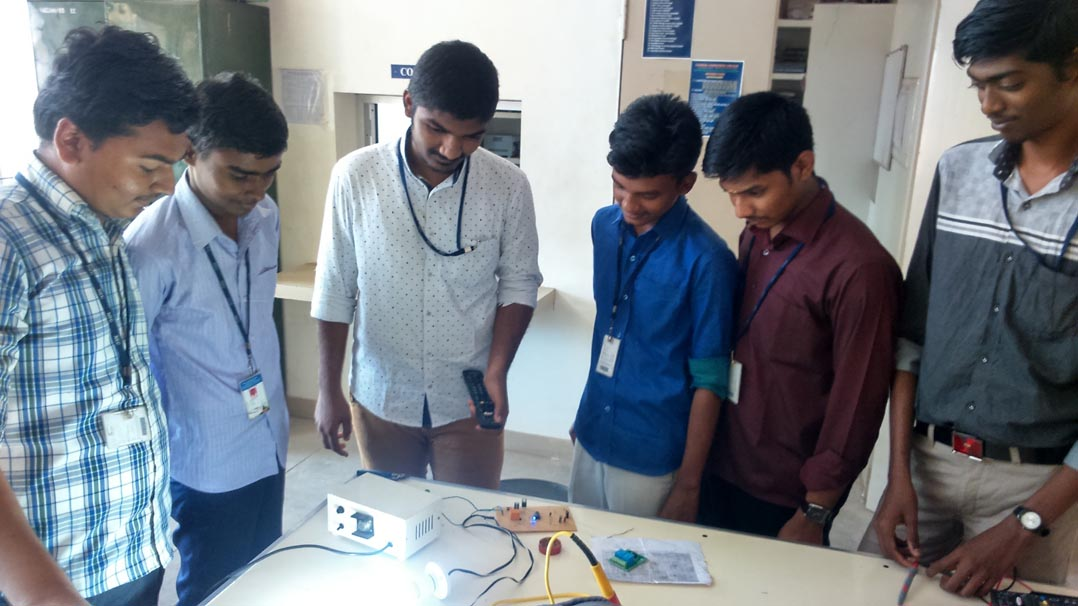 EEE Mini Project Forum - National Engineering College